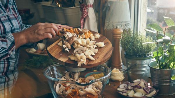 raw-vegan-mushroom-recipe