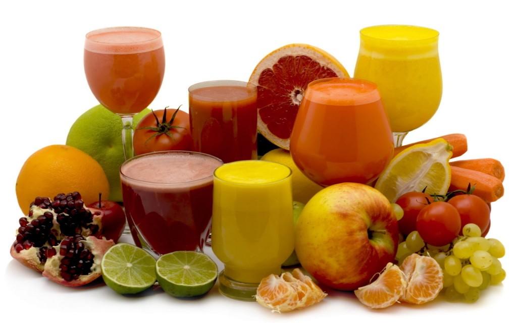 Raw Food Detox Diet Juice Recipes
