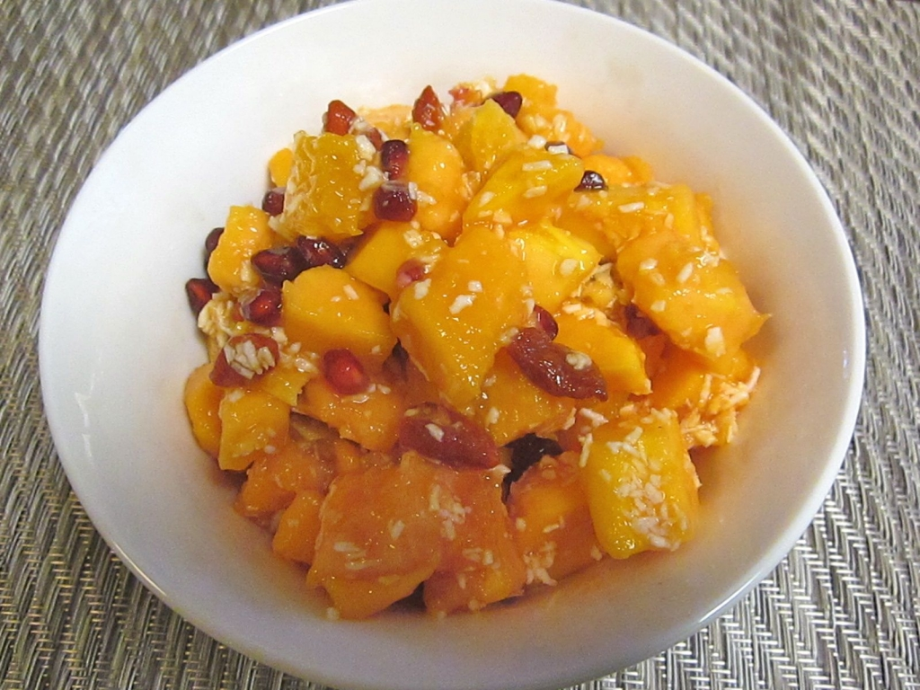 papayatangerinefruitbowl1
