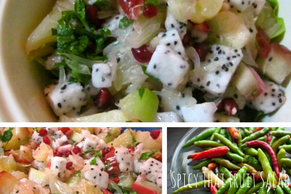 Spicy Thai Fruit Salad(1)