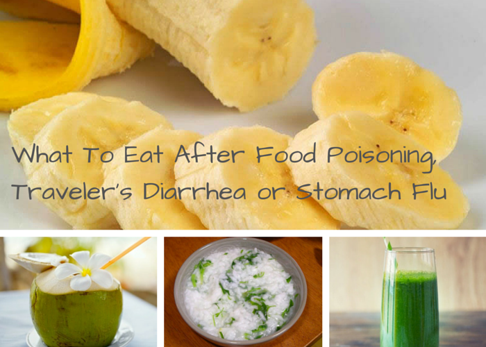 What To Eat After Food Poisoning