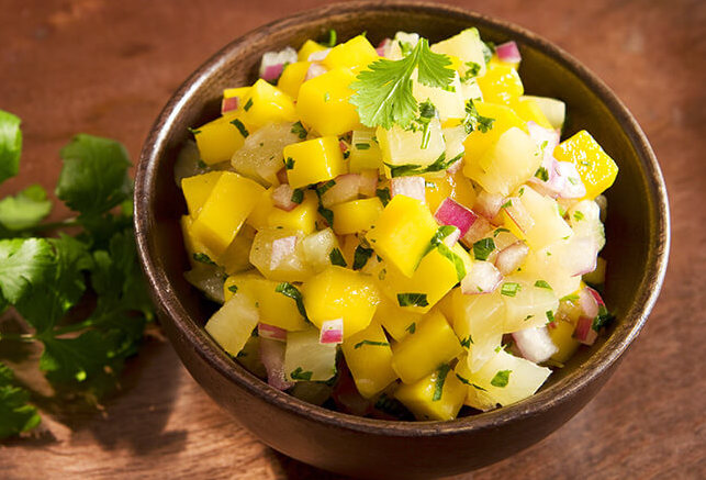 Mango-Pineapple-Salsa
