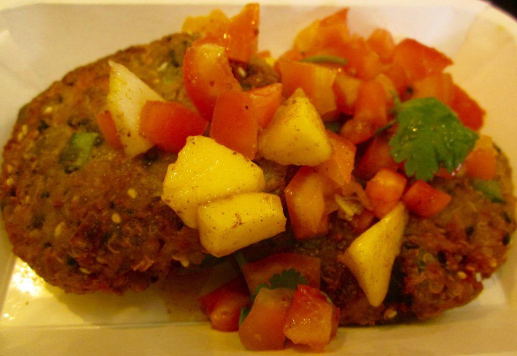quinoa-patties