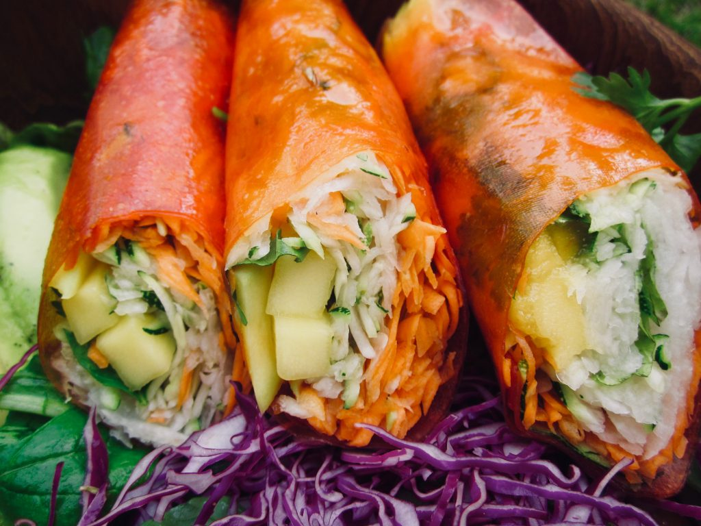fresh-raw-spring-rolls-vegan