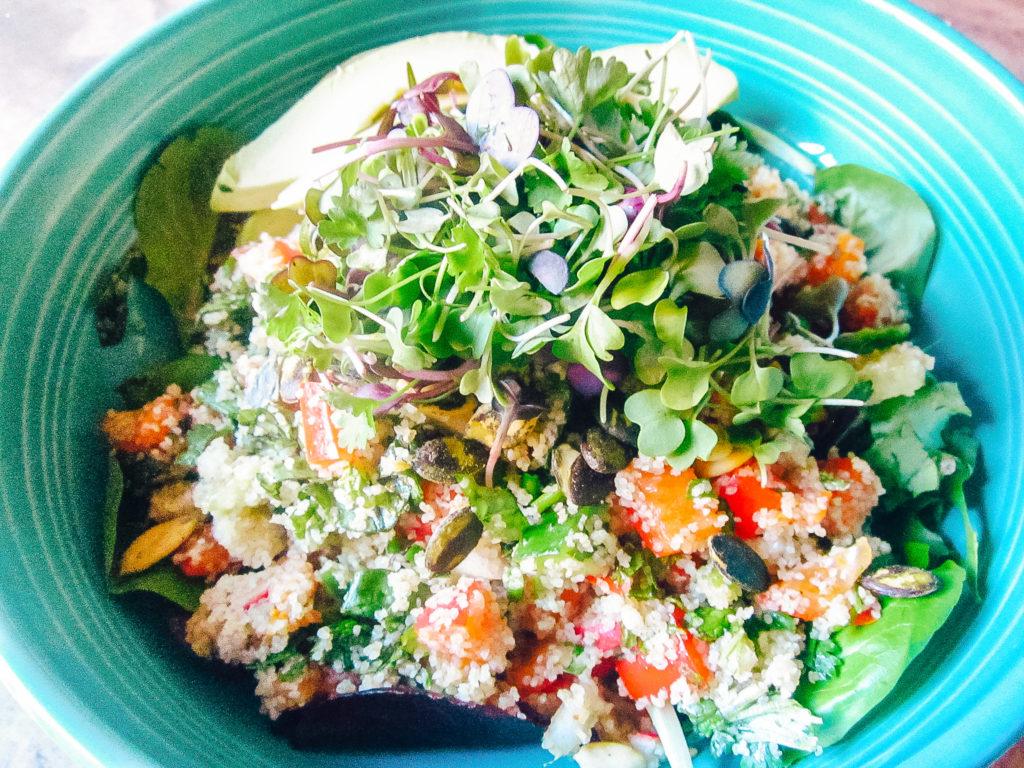 vegan-fonio-salad-recipe